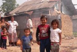 Pomoc dla Romów na Ukrainie i Słowacji