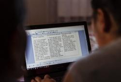 Tłumaczenie Biblii na język bergitka roma w Polsce