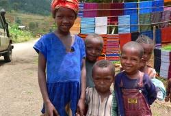 Edukacja dzieci w Etiopii